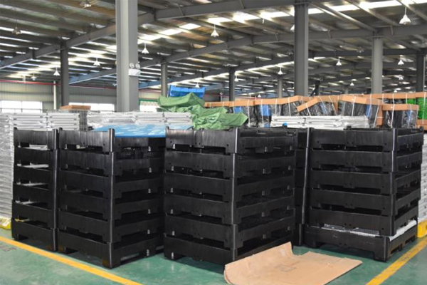 1162 Opvouwbare palletbox Grote productie